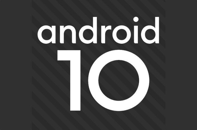 Android 10 Q Easter Egg Logo