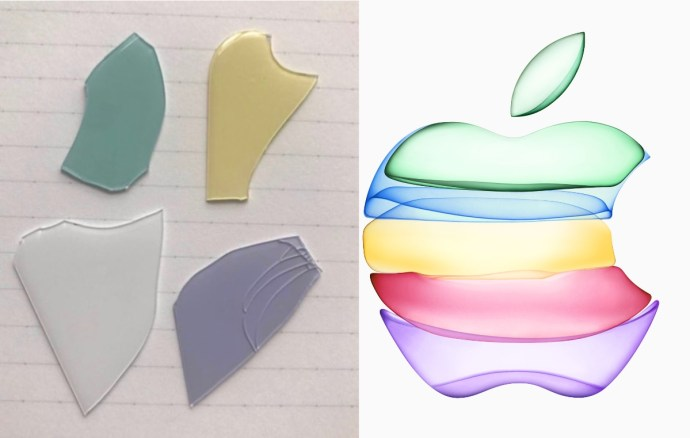 Apple Event Farben Leak
