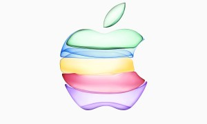 Apple Special Event Logo Header