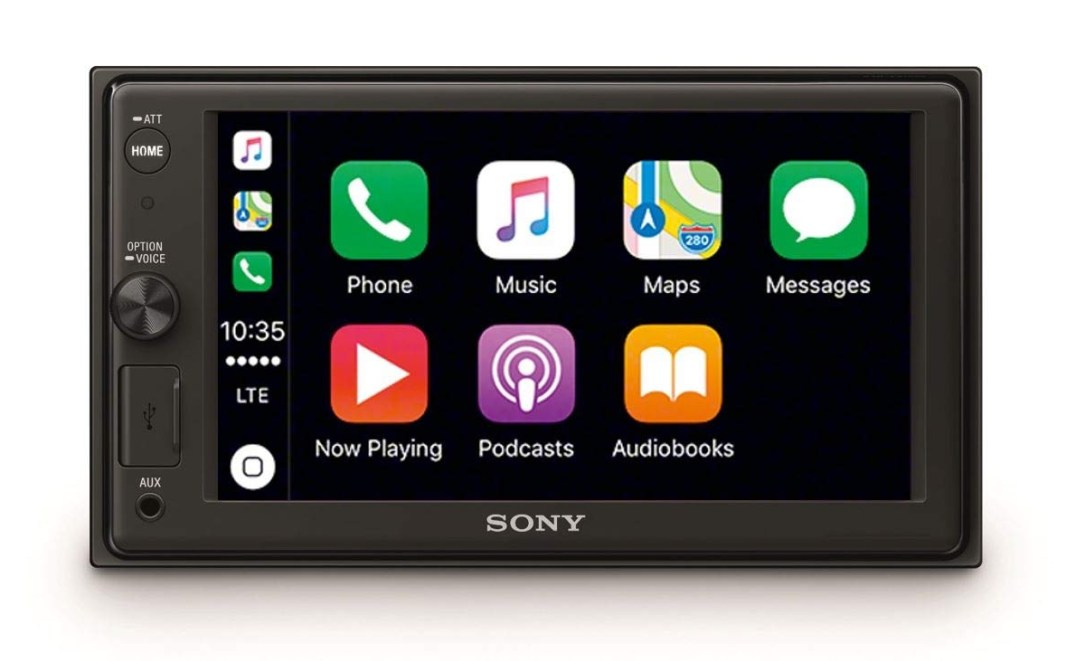 Carplay Sony Xav Ax1000