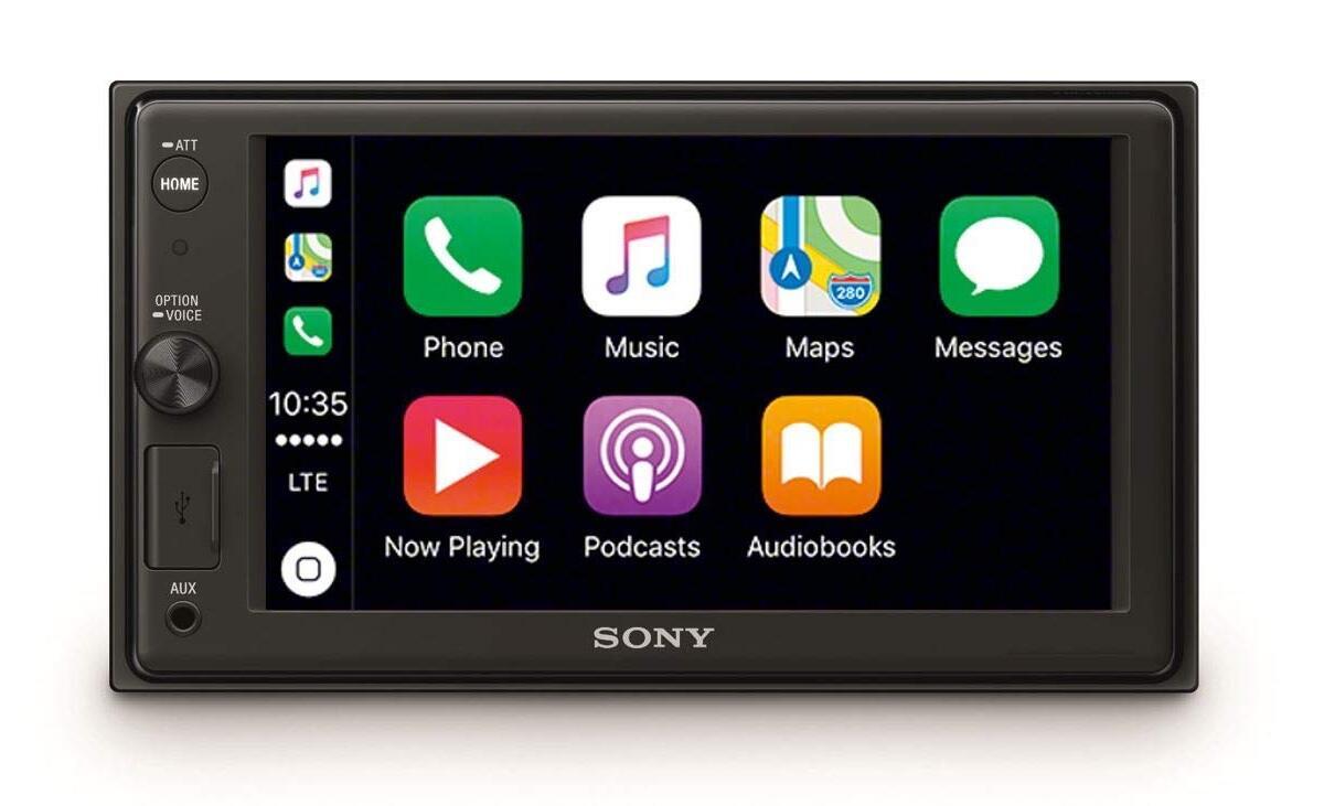 Carplay Sony Xav Ax1000