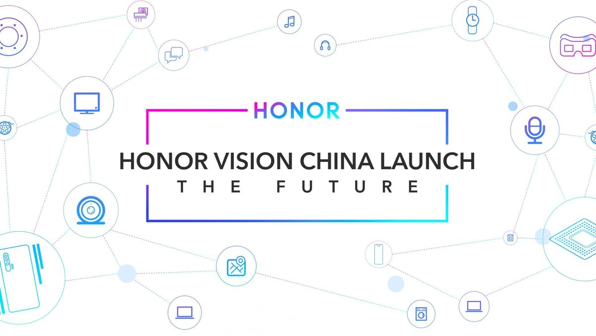 Honor Vision Launch