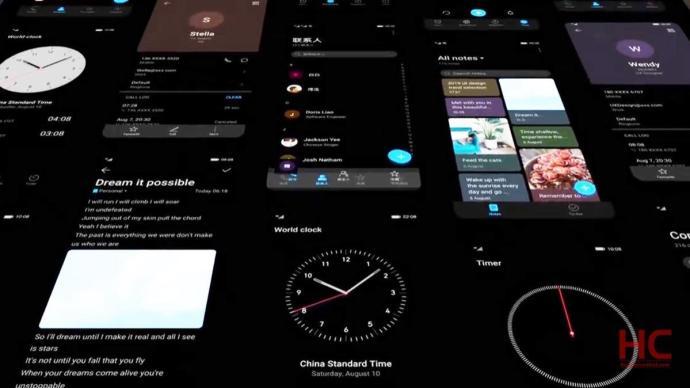 Huawei Emui 10 Screen2