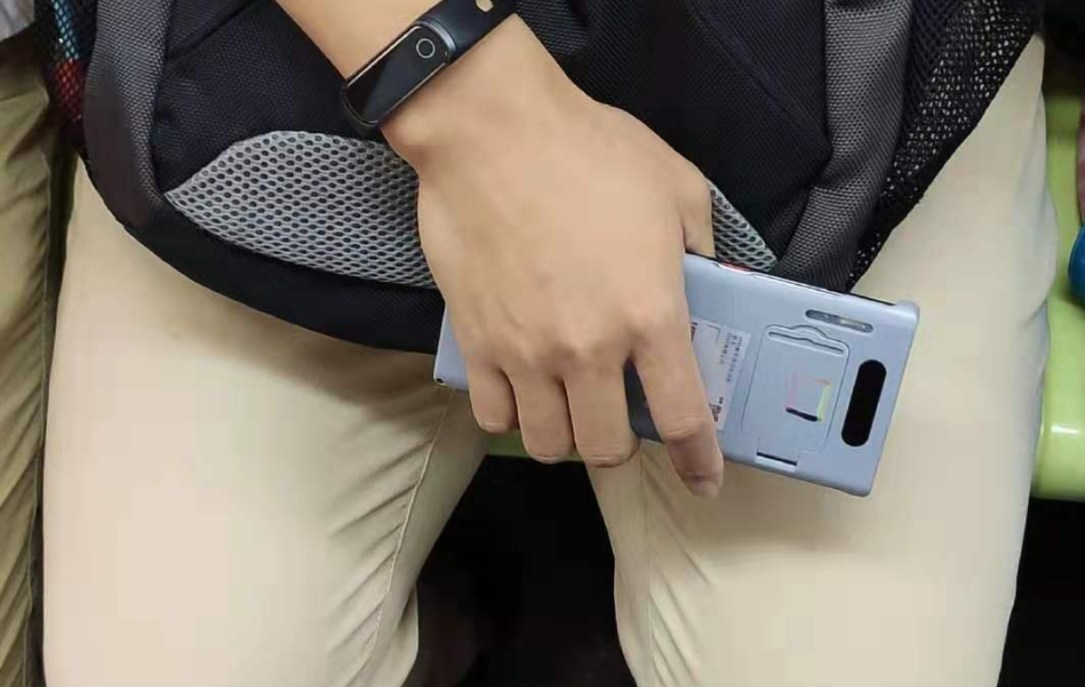 Huawei Mate 30 Pro Back Leak