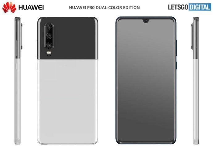 Huawei P30 Dual Tone Ifa1