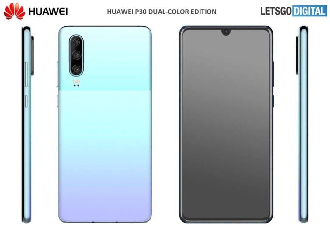 Huawei P30 Dual Tone Ifa2