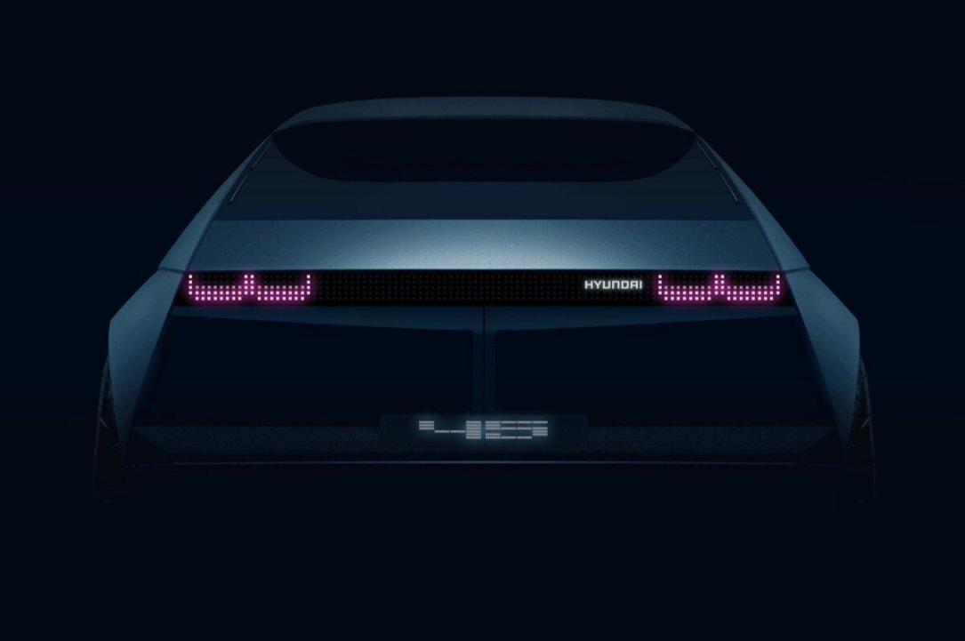 Hyundai 45 Konzept
