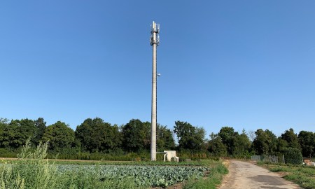 Mobilfunk Sendemast