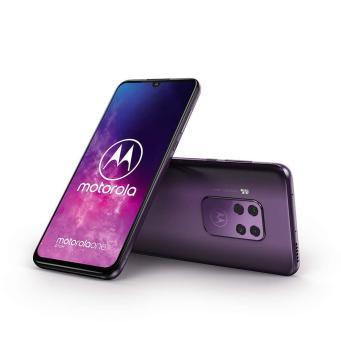Motorola One Zoom Lila