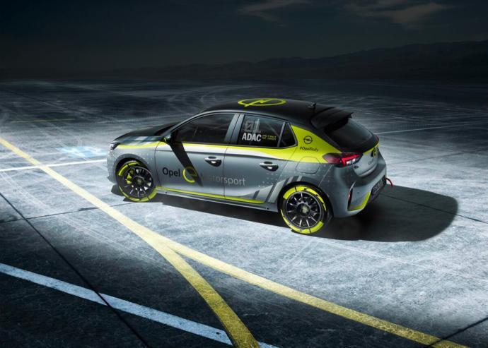 Opel Corsa E Rally Concept