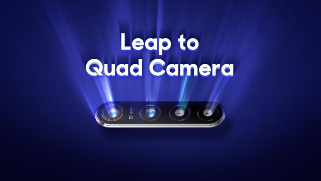 Realme Quad Kamera