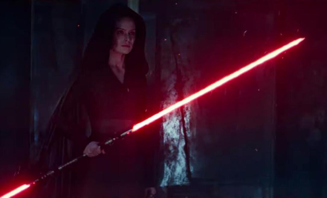Rise Of Skywalker Teaser