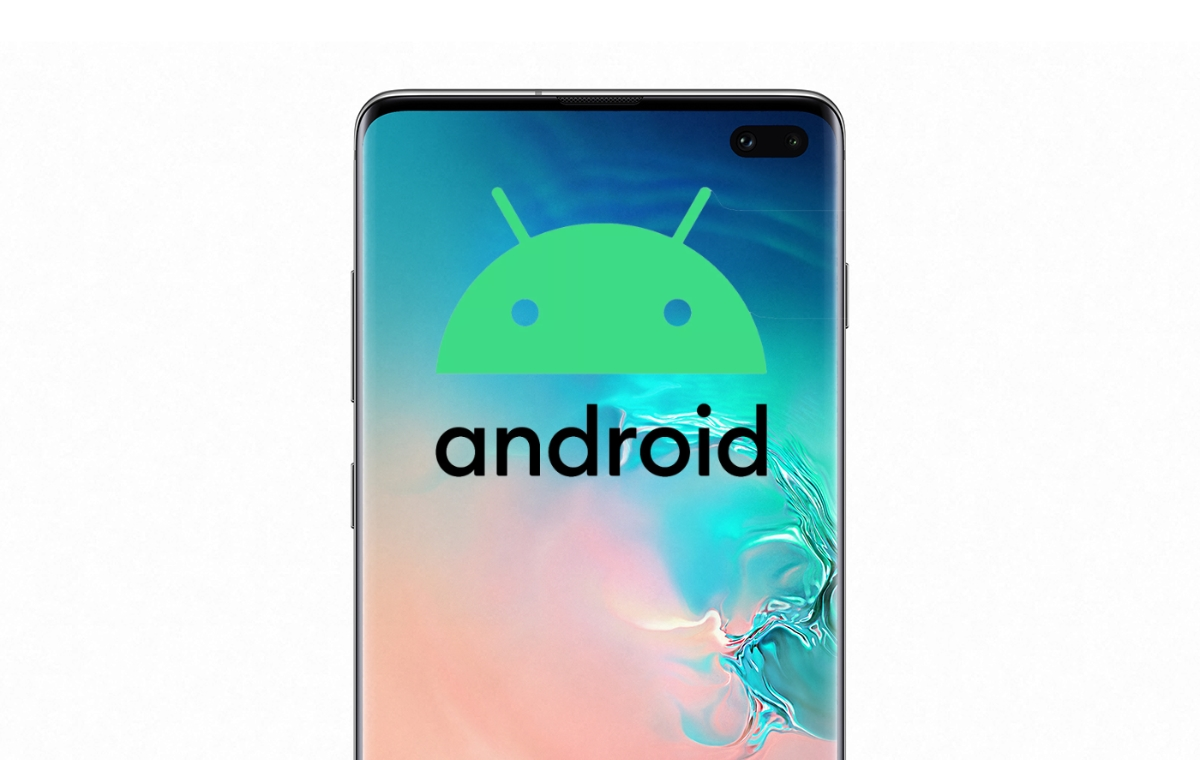 Samsung Android 10 Header
