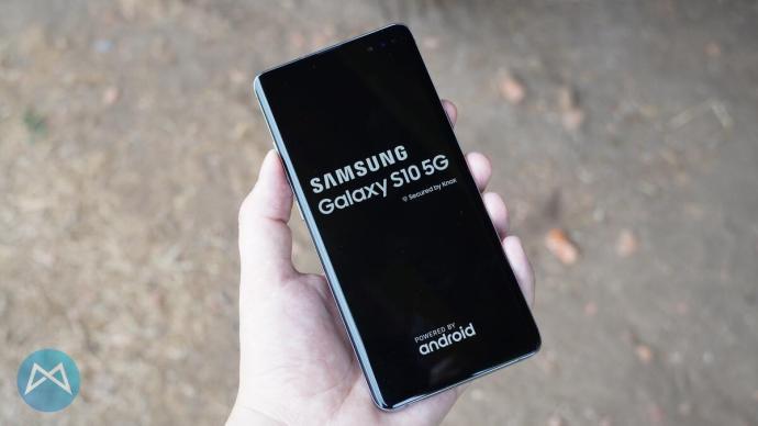 Samsung Galaxy S10 5g Smartphone