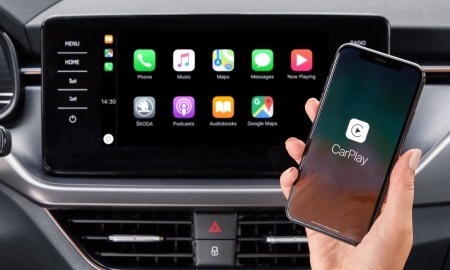 Skoda Wireless Carplay