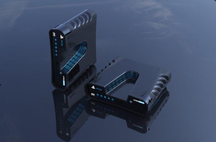 Sony Playstation 5 Design Devkit Bild2