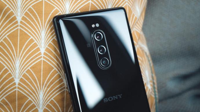 Sony Xperia Kamera Header