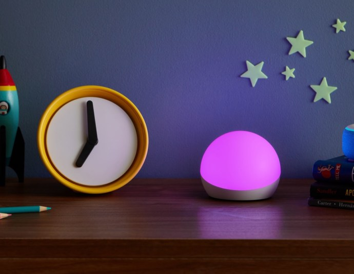 Amazon Echo Glow Nacht