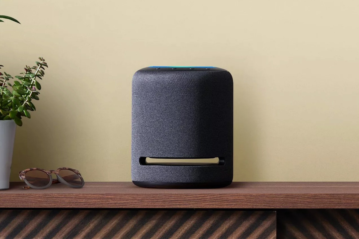 Amazon Echo Studio Header
