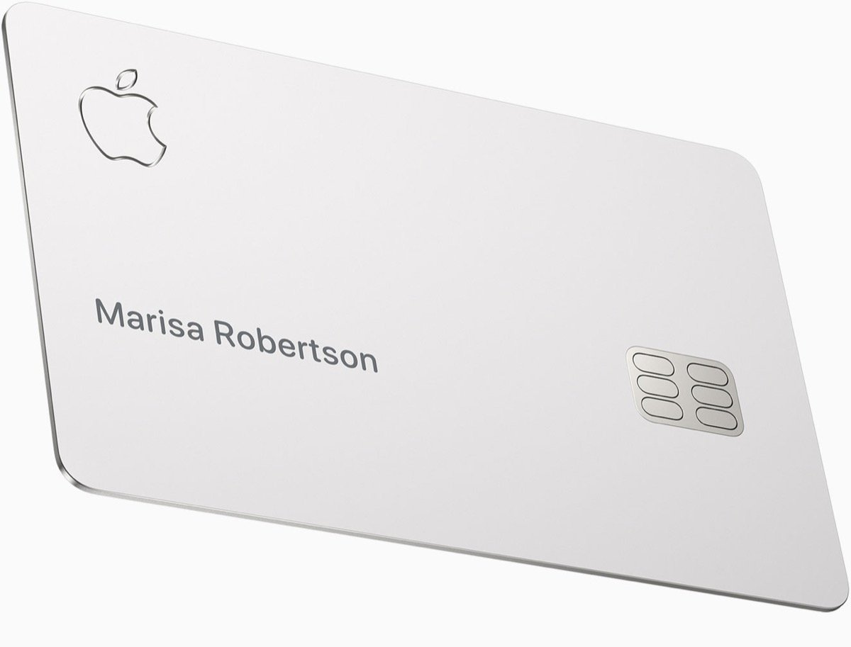 Apple Card Karte