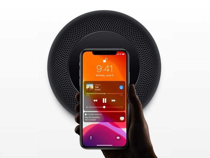 Apple Homepod Iphone