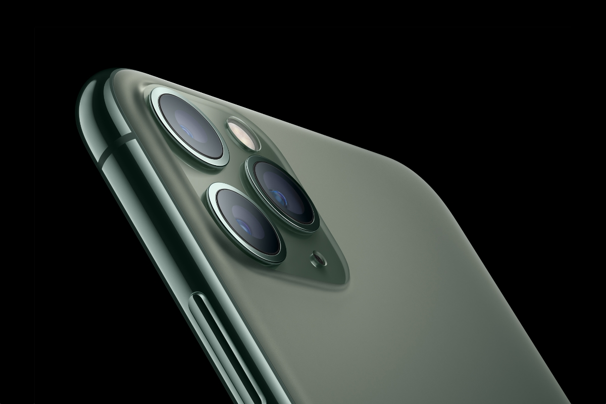Apple Iphone 11 Pro Header