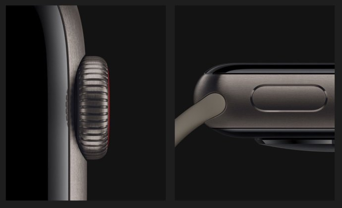 Apple Watch Series 5 Titan