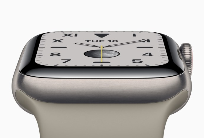 Apple Watch Series 5 Titan