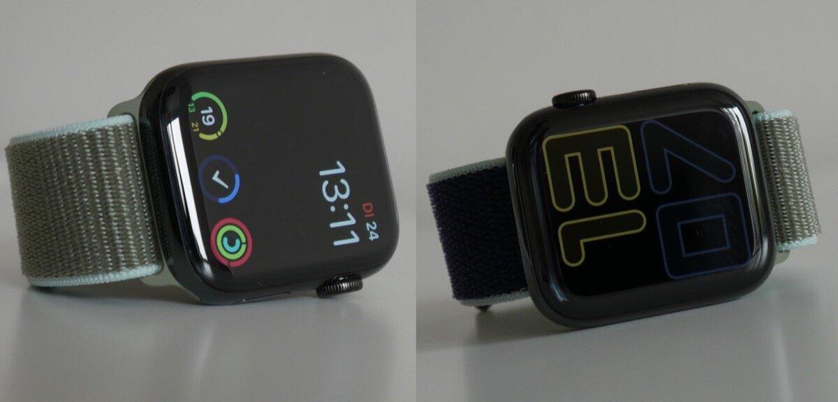 Apple Watch Series 5 Watchface Kombo