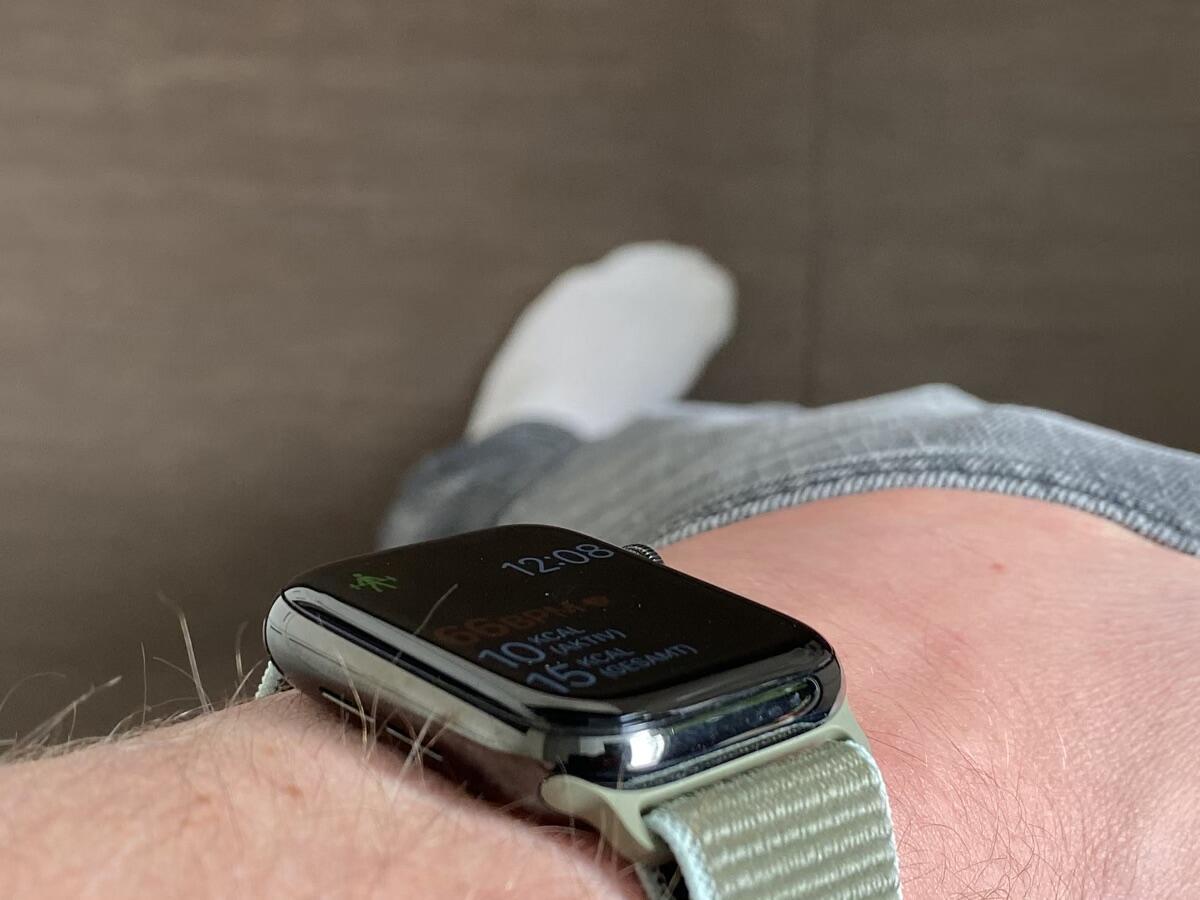 Apple Watch Series 5 Workout
