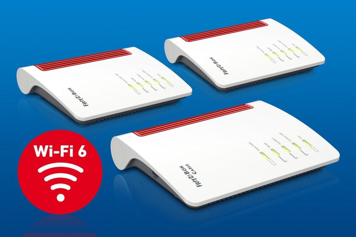 Avm Fritzbox Wi Fi 6