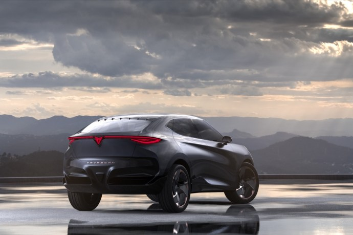Cupra Tavascan Electric Concept 05 Hq