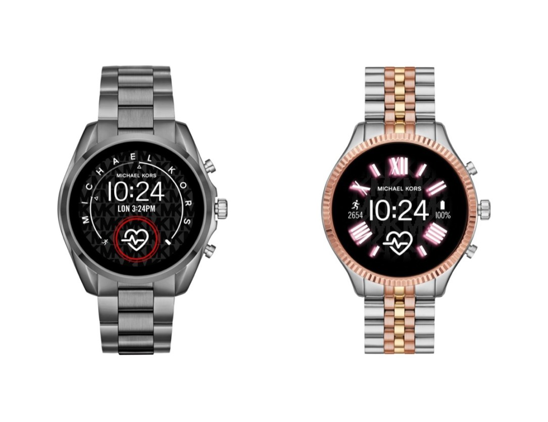 Fossil Michael Kors Wear Os Smartwatch
