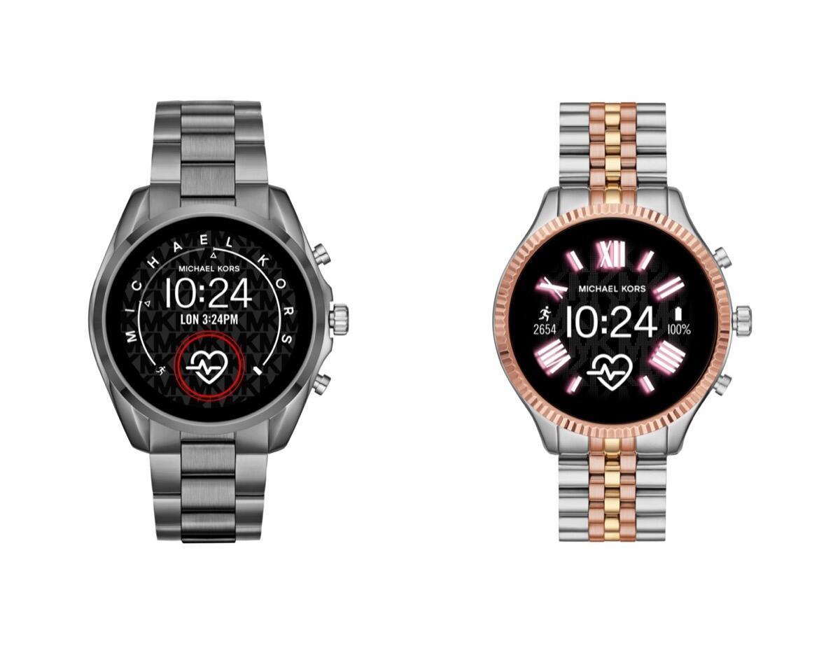 Fossil Michael Kors Wear Os Smartwatch