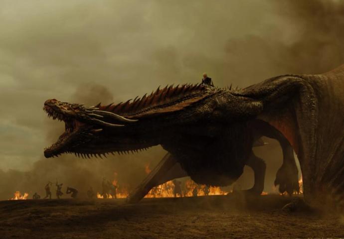 Game Of Thrones Drache Header