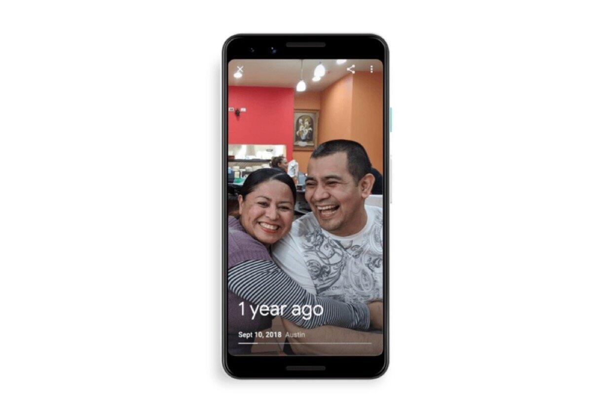 Google Fotos Memories Stories
