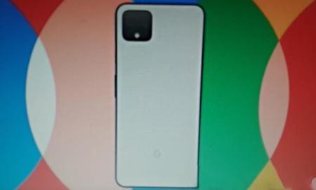 Google Pixel 4 Promo