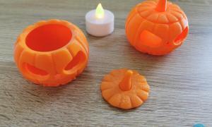 Halloween Pumpkin Printfluencer Ortur 4 V1 Test 2019 09 19