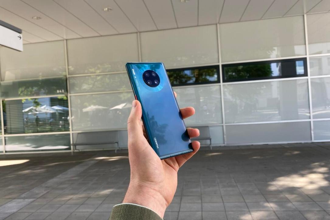 Huawei Mate 30 Pro Back
