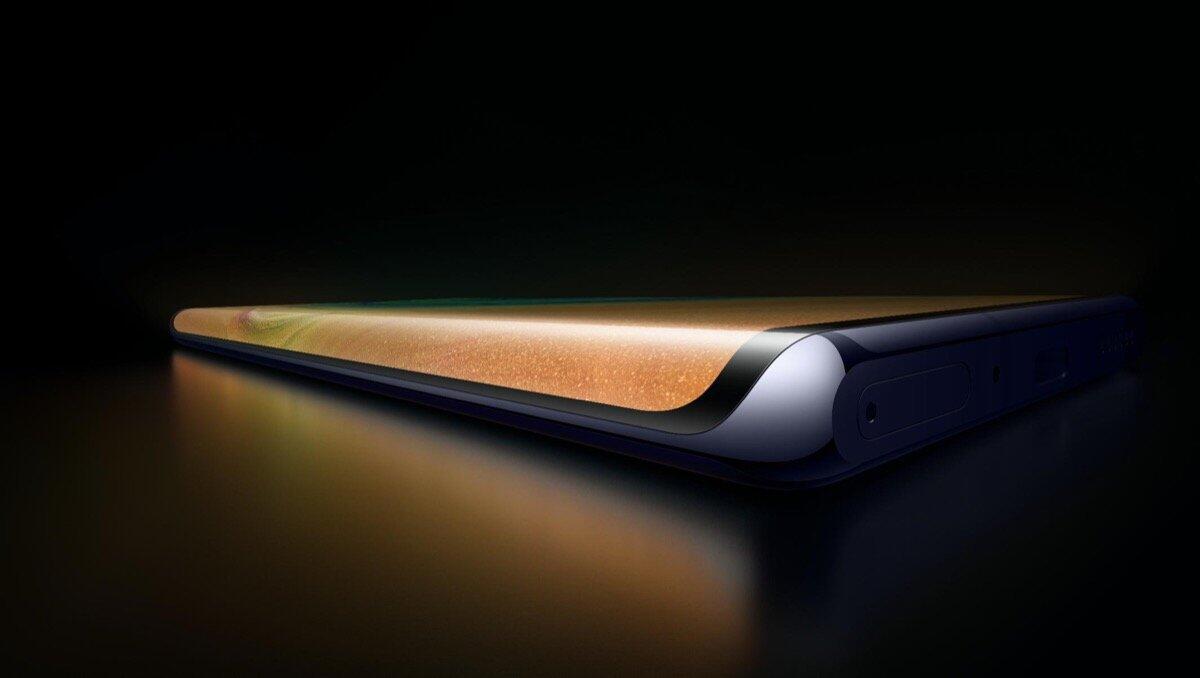 Huawei Mate 30 Pro Detail