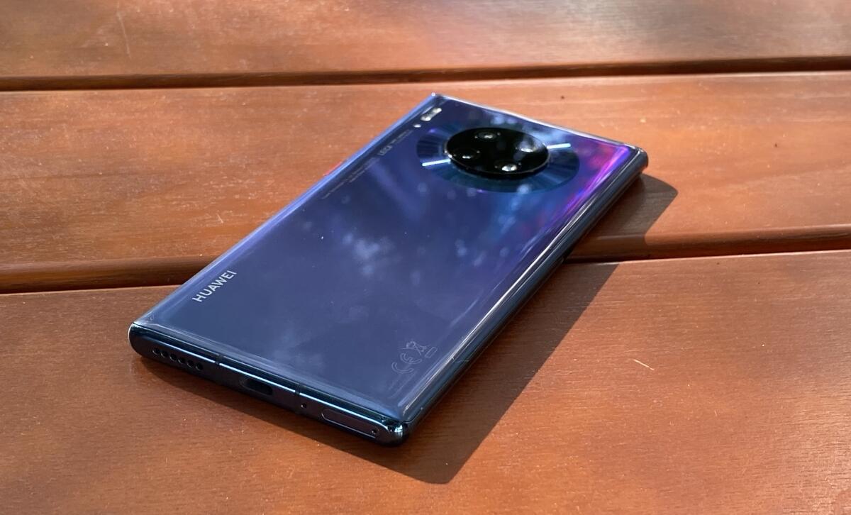 Huawei Mate 30 Pro Lila