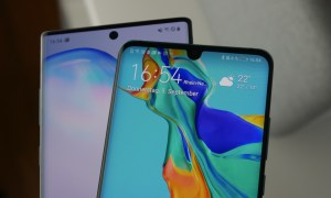 Huawei P30p Samsung Gn10 Test1