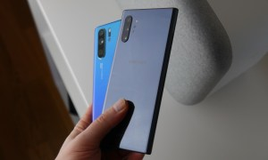 Huawei P30p Samsung Gn10 Test3