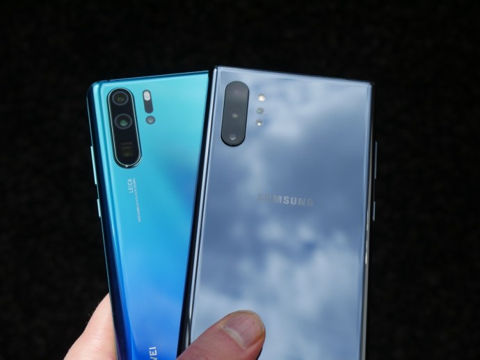 Huawei P30p Samsung Gn10 Test4