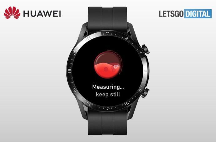 Huawei Watch Gt 2 Pulsmesser