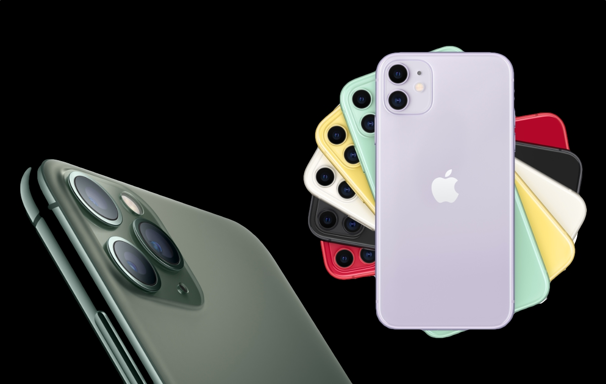 Iphone 11 Header
