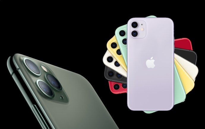 Iphone 11 Header