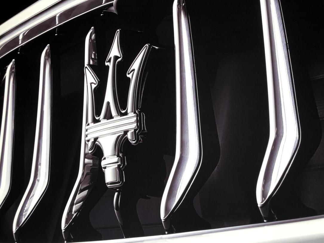 Maserati Header