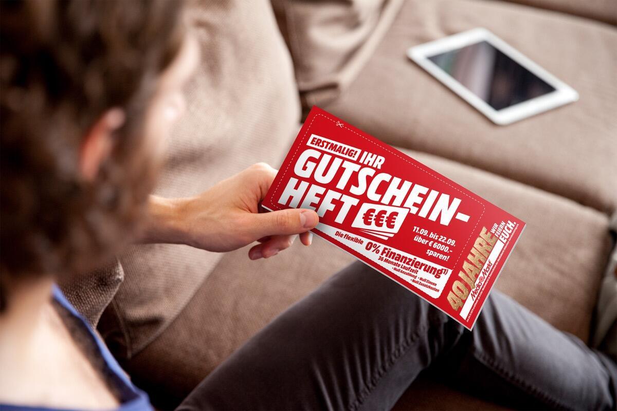 Mediamarkt Gutscheinheft 2019