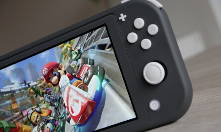 Nintendo Switch Mario Kart Header